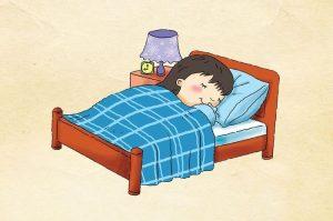 Cara Unik dan Aman Untuk Bisa Tidur Nyenyak