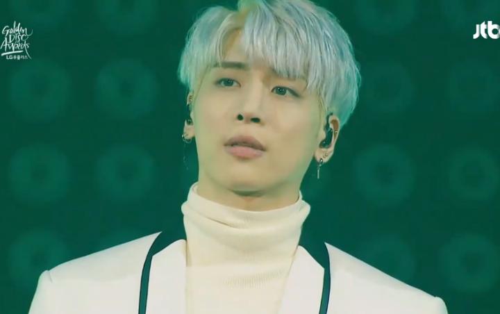 Mendiang Jonghyun Meraih Bonsang Di Golden Disc Awards 2019, Netter Kompak Mengucapkan Selamat