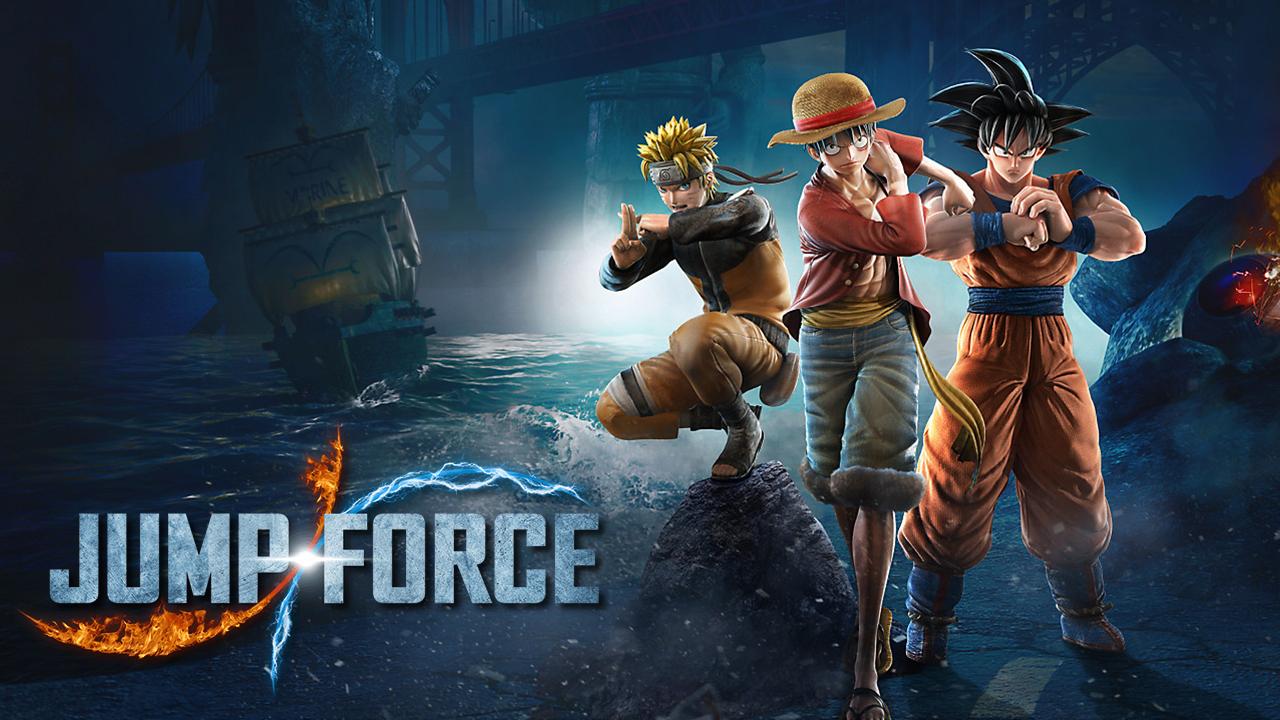 Jump Force: Anime Fighting Game Paling Fenomenal Tahun Ini