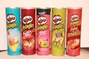 Macam-Macam Pringles Yang Ada Di Indonesia