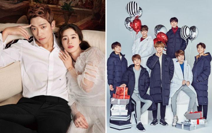Kim Tae Hee Dan Rain Tinggal Di Apartemen Baru Dan Menjadi Tetangga BTS