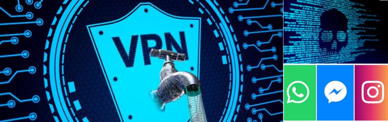3 Bahaya Dari VPN Gratis