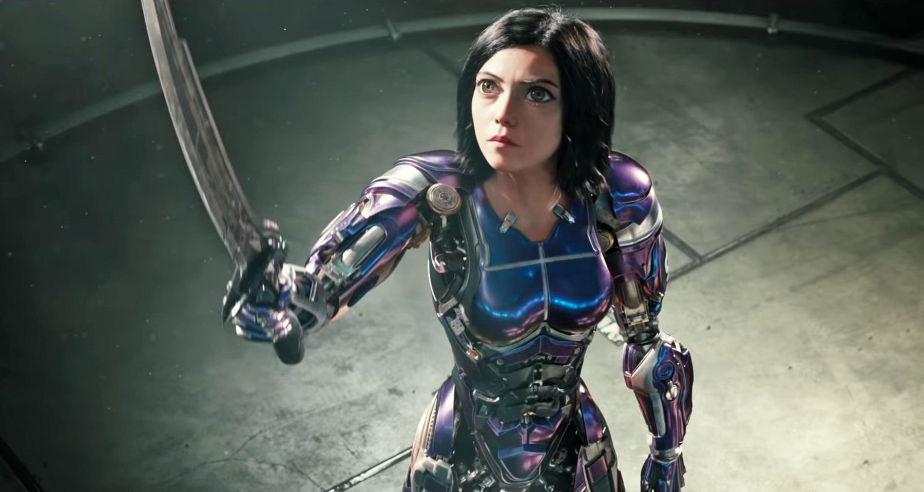 Review Film Alita Battle Angel, Perjuangan Alita Tuk Hancurkan Zalem