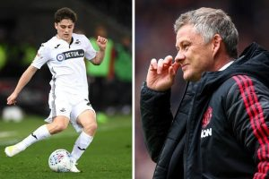 Manchester United Akan Selesaikan Transfer Daniel James