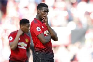 Manchester United Pasang Harga Untuk Paul Pogba